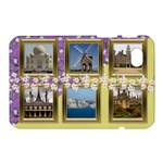 Floral Samsung Galaxy Tab 7 P1000 Hardshell Case - Samsung Galaxy Tab 7  P1000 Hardshell Case