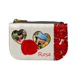 Rose - Mini Coin Purse