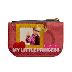 My Little Princess By Joely   Mini Coin Purse   Awrfkmivggv6   Www Artscow Com Back