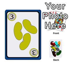 Cards For Som  Beans By Stuart    Playing Cards 54 Designs   He8oq6jxj23t   Www Artscow Com Front - Diamond3