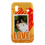 love - Samsung Galaxy Ace S5830 Hardshell Case
