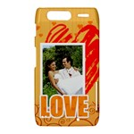 love - Motorola Droid Razr XT912 Hardshell Case