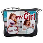 my girl - Messenger Bag