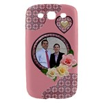 Romance Samsung Galaxy SIII Hardshell Case - Samsung Galaxy S III Hardshell Case