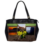 Willow - Oversize Office Handbag (One Side)