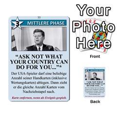 Twilight Struggle German Part 2 By Martin Hoefer   Multi Purpose Cards (rectangle)   86z7az3u0l0i   Www Artscow Com Front 23