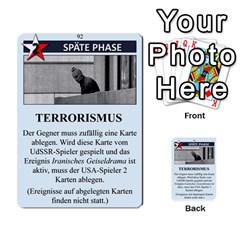Twilight Struggle German Part 2 By Martin Hoefer   Multi Purpose Cards (rectangle)   86z7az3u0l0i   Www Artscow Com Front 38
