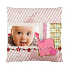 Sweet By Joely   Standard Cushion Case (two Sides)   Va1ewlppf82c   Www Artscow Com Back