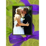 anniversary card - Greeting Card 5  x 7