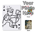 FalloutDeck - Playing Cards 54 Designs