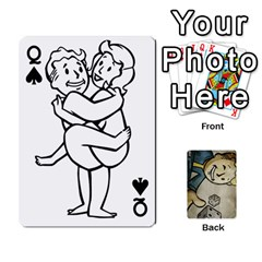 Queen Falloutdeck By Brianna   Playing Cards 54 Designs   8ez5c41iwcr1   Www Artscow Com Front - SpadeQ