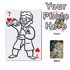 Falloutdeck By Brianna   Playing Cards 54 Designs   8ez5c41iwcr1   Www Artscow Com Front - Heart7