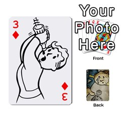 Falloutdeck By Brianna   Playing Cards 54 Designs   8ez5c41iwcr1   Www Artscow Com Front - Diamond3