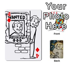 Falloutdeck By Brianna   Playing Cards 54 Designs   8ez5c41iwcr1   Www Artscow Com Front - Diamond4
