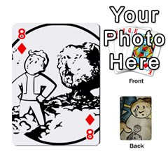 Falloutdeck By Brianna   Playing Cards 54 Designs   8ez5c41iwcr1   Www Artscow Com Front - Diamond8