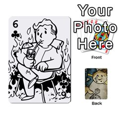 Falloutdeck By Brianna   Playing Cards 54 Designs   8ez5c41iwcr1   Www Artscow Com Front - Club6