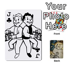 Jack Falloutdeck By Brianna   Playing Cards 54 Designs   8ez5c41iwcr1   Www Artscow Com Front - ClubJ