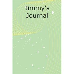 Jimmy By Kimmy   5 5  X 8 5  Notebook   M8gaf56mjka6   Www Artscow Com Front Cover