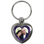 carissaandscott - Key Chain (Heart)