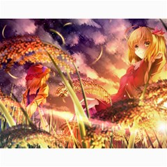Touhou Calendar By George   Wall Calendar 11  X 8 5  (12 Months)   0jsc1d55gvdh   Www Artscow Com Month