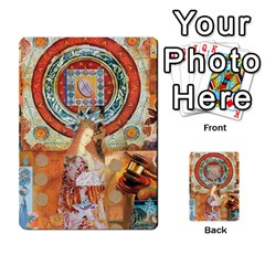 Created Collection By Bethany   Multi Purpose Cards (rectangle)   Qjppv4d0ek5m   Www Artscow Com Front 6