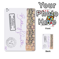 Created Collection By Bethany   Multi Purpose Cards (rectangle)   Qjppv4d0ek5m   Www Artscow Com Back 10