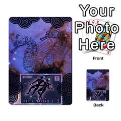 Created Collection By Bethany   Multi Purpose Cards (rectangle)   Qjppv4d0ek5m   Www Artscow Com Front 12