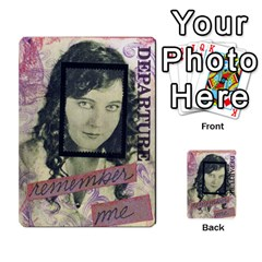 Created Collection By Bethany   Multi Purpose Cards (rectangle)   Qjppv4d0ek5m   Www Artscow Com Front 13