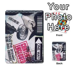 Created Collection By Bethany   Multi Purpose Cards (rectangle)   Qjppv4d0ek5m   Www Artscow Com Front 15