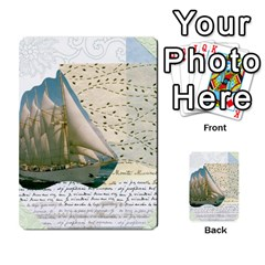 Created Collection By Bethany   Multi Purpose Cards (rectangle)   Qjppv4d0ek5m   Www Artscow Com Front 3