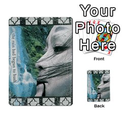 Created Collection By Bethany   Multi Purpose Cards (rectangle)   Qjppv4d0ek5m   Www Artscow Com Front 26