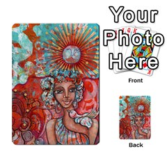 Created Collection By Bethany   Multi Purpose Cards (rectangle)   Qjppv4d0ek5m   Www Artscow Com Front 31