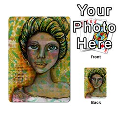 Created Collection By Bethany   Multi Purpose Cards (rectangle)   Qjppv4d0ek5m   Www Artscow Com Front 32