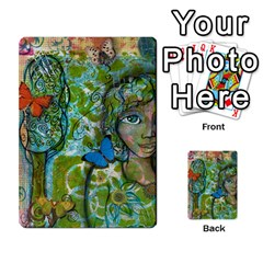Created Collection By Bethany   Multi Purpose Cards (rectangle)   Qjppv4d0ek5m   Www Artscow Com Front 33