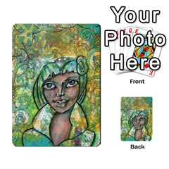 Created Collection By Bethany   Multi Purpose Cards (rectangle)   Qjppv4d0ek5m   Www Artscow Com Front 34