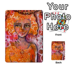 Created Collection By Bethany   Multi Purpose Cards (rectangle)   Qjppv4d0ek5m   Www Artscow Com Front 37