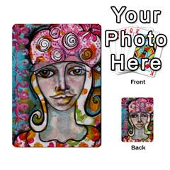Created Collection By Bethany   Multi Purpose Cards (rectangle)   Qjppv4d0ek5m   Www Artscow Com Front 38