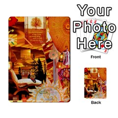 Created Collection By Bethany   Multi Purpose Cards (rectangle)   Qjppv4d0ek5m   Www Artscow Com Front 5