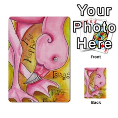 Created Collection By Bethany   Multi Purpose Cards (rectangle)   Qjppv4d0ek5m   Www Artscow Com Front 41