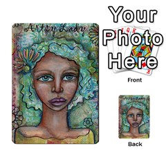 Created Collection By Bethany   Multi Purpose Cards (rectangle)   Qjppv4d0ek5m   Www Artscow Com Back 48