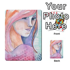 Created Collection By Bethany   Multi Purpose Cards (rectangle)   Qjppv4d0ek5m   Www Artscow Com Front 49