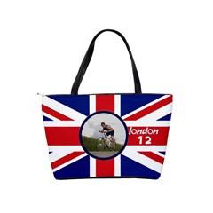 London 12 Shoulder Bag By Deborah   Classic Shoulder Handbag   Wmux8158x6qm   Www Artscow Com Back