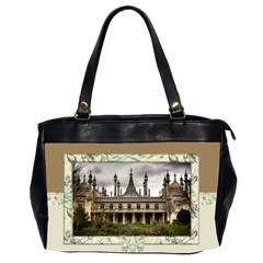Iris Office Bag (2 Sided) By Deborah   Oversize Office Handbag (2 Sides)   Bxpw614vijiw   Www Artscow Com Front