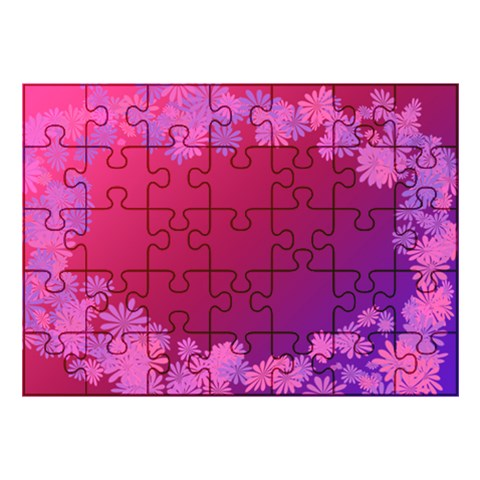 Puzzle 11 2 X 8 By Add In Goodness And Kindness   Acrylic Jigsaw Puzzle (11  X 8 )   603uash99dw6   Www Artscow Com Front