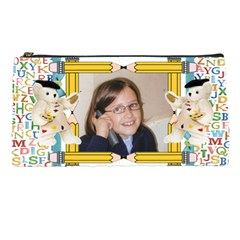 Bertha Pencilcase By Malky   Pencil Case   7oh8r8h0brxx   Www Artscow Com Front
