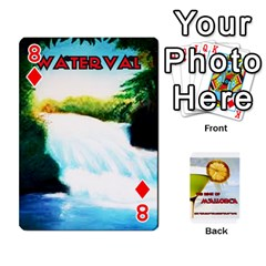 Mallorca By Gaby   Playing Cards 54 Designs   8it8vd8n8ozn   Www Artscow Com Front - Diamond8