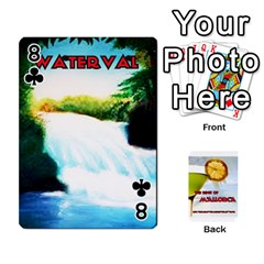 Mallorca By Gaby   Playing Cards 54 Designs   8it8vd8n8ozn   Www Artscow Com Front - Club8