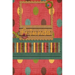 Annabels Notebook By Donna Bivans   5 5  X 8 5  Notebook   8sue5fxb532g   Www Artscow Com Front Cover Inside