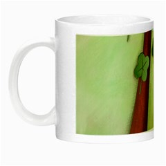 Shamrock Glow In The Dark Mug by joscollection