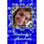 Kimberly - 5.5  x 8.5  Notebook